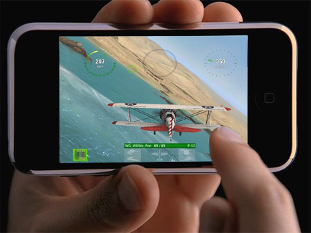 World of Warplanes для IPhone