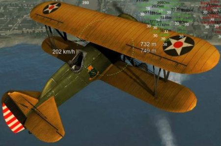 Шкурка для P-12 в World of Warplanes 0.4.1