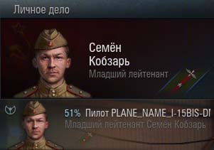 Иконки танкистов для World of Warplanes