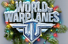 Новогодний Ангар для World of Warplanes