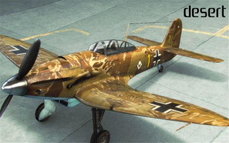 Шкурка на Heinkel He.112 для World of Warplanes