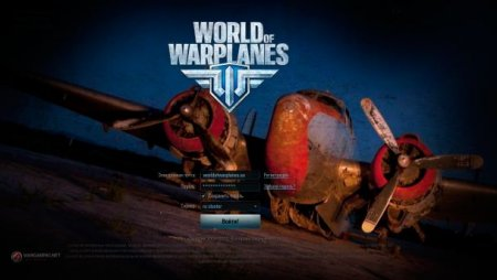 Альтернативные заставки для World of Warplanes
