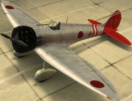 Mitsubishi Ki-33 – шкурка для World of Warplanes